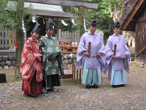 平成29年8月26日 初生衣神社