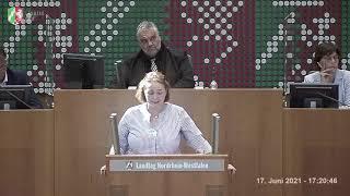 """Plenarrede zur Antrag """"Nordrhein-Westfalen und Polen. Gemeinsam Erinnern und an der Zukunft Europas bauen"""""""