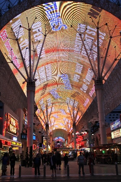 Foto Freemont Street Experience