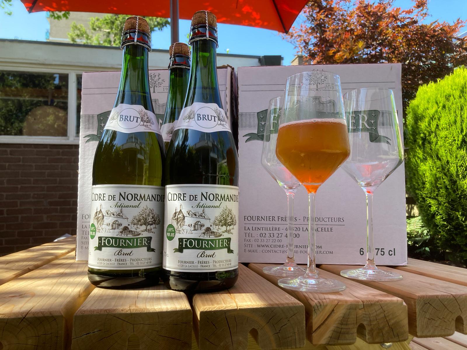 Cidre de Normandie Brut  6,99