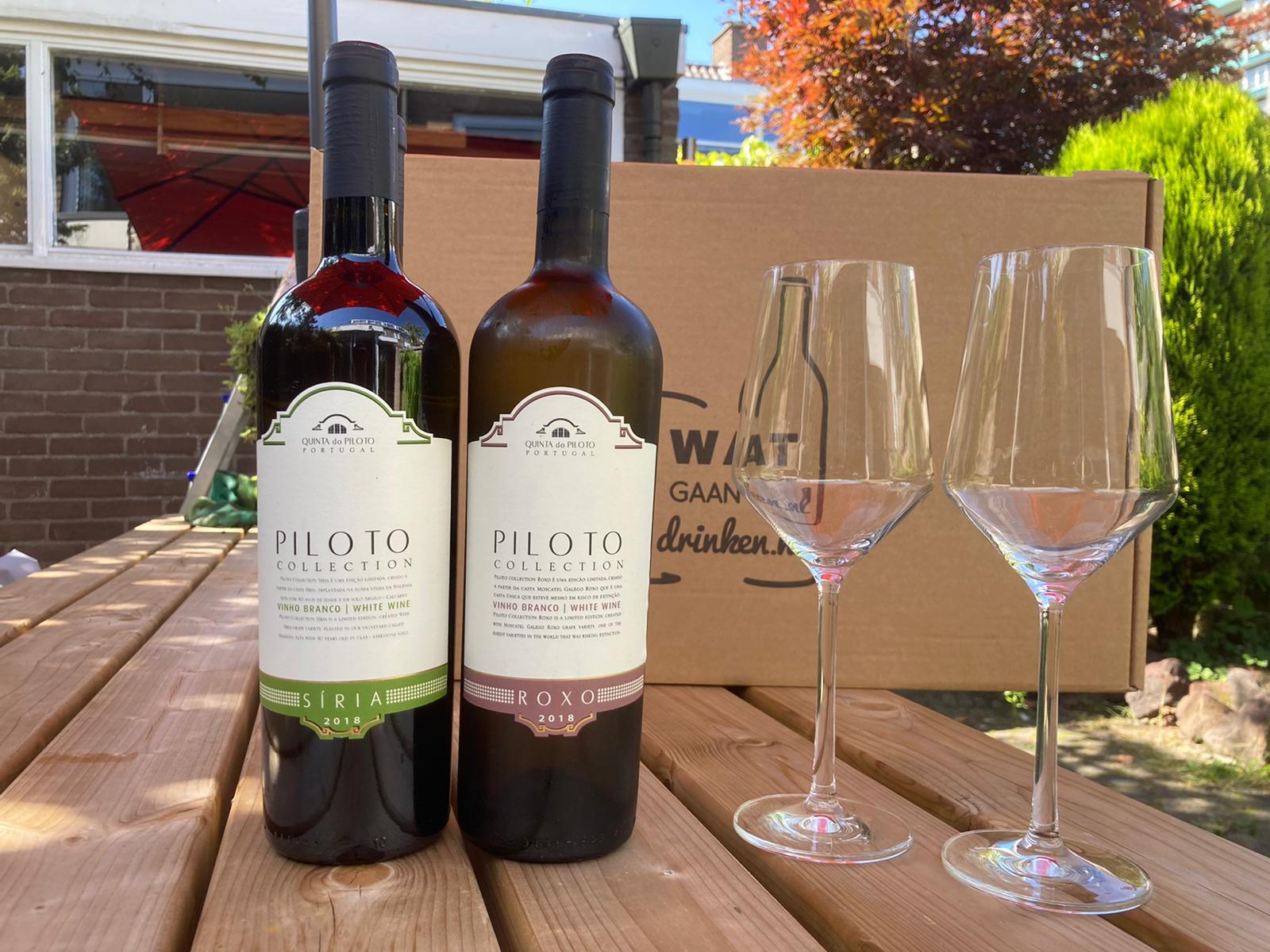 Piloto Selection wijnbox  53,94