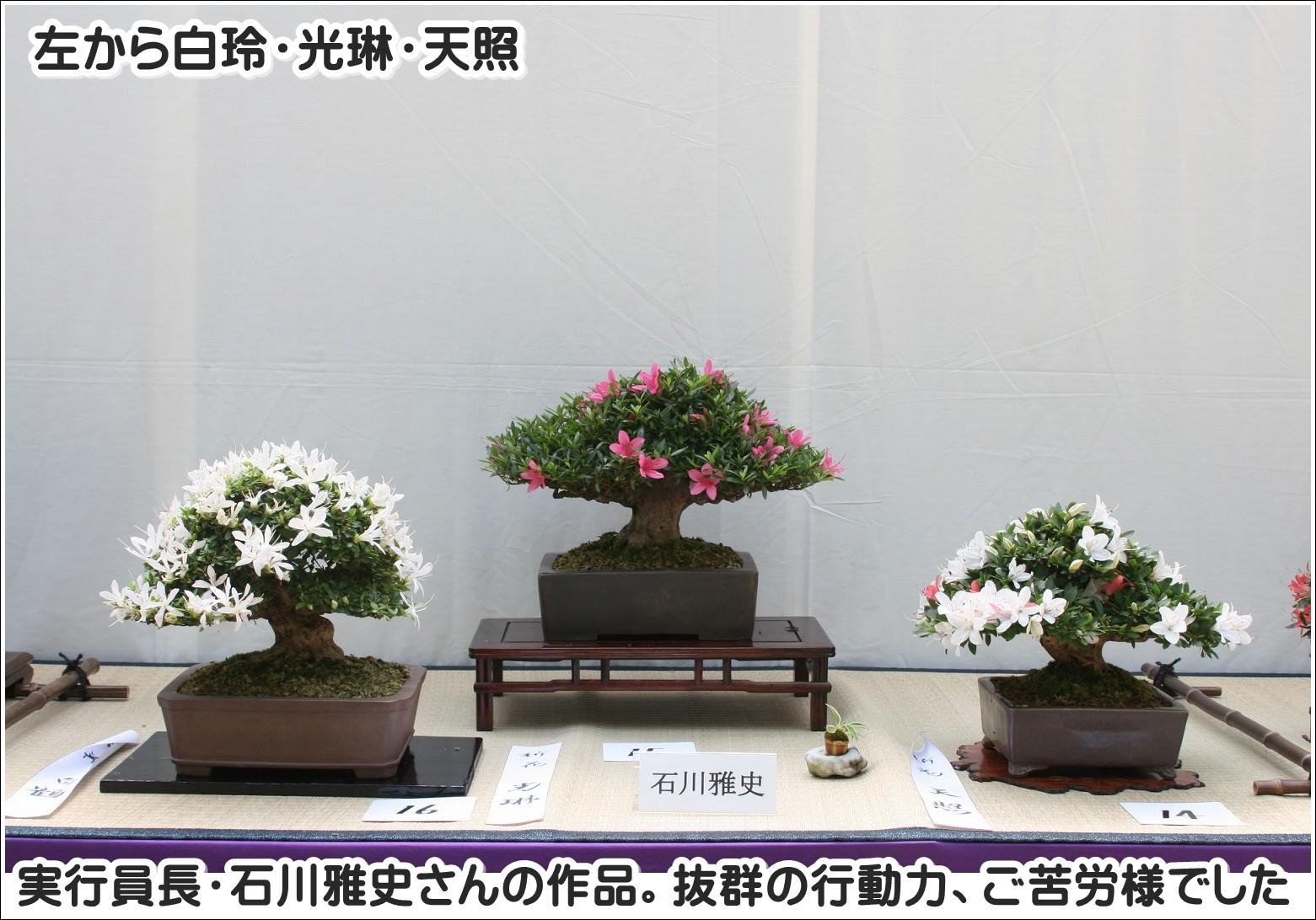 実行員長・石川雅史さんの作品。抜群の行動力、ご苦労様でした