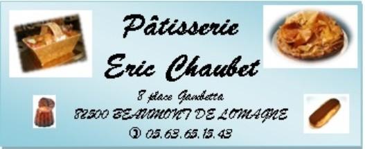 Pâtisserie - Eric CHAUBET