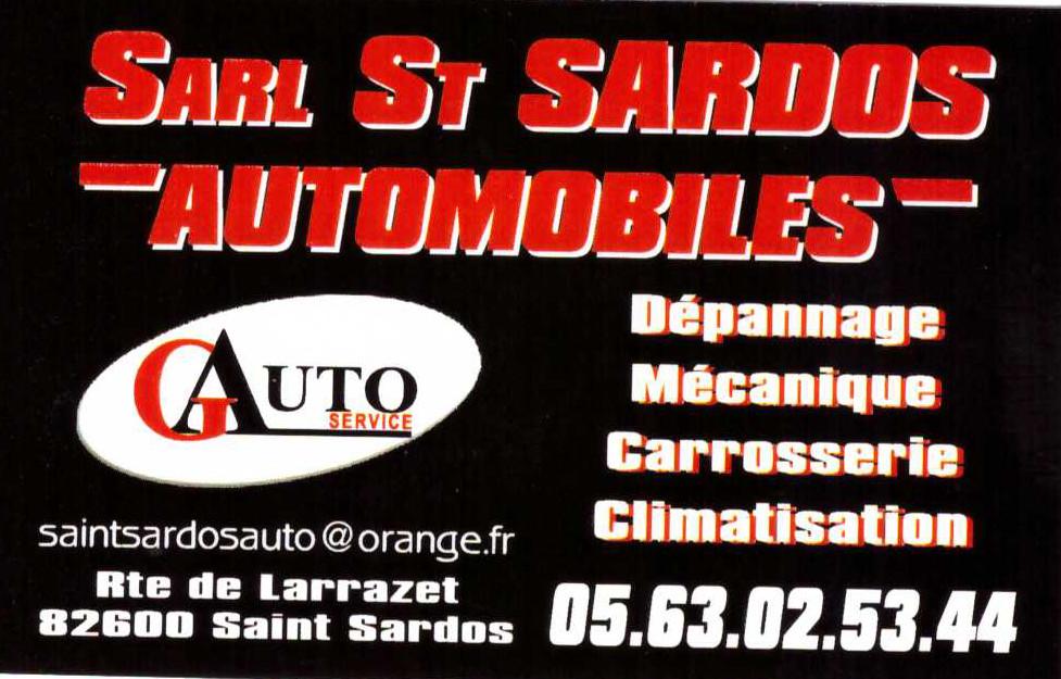 Garage Saint Sardos - Yannick BOVO