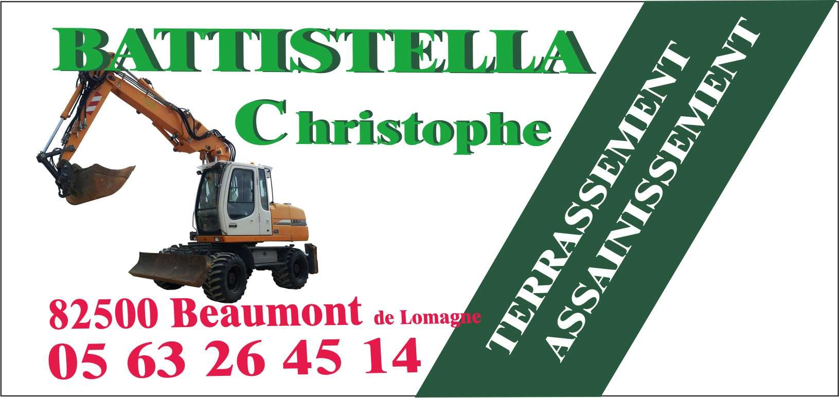 Terrassement Assainissement - Christophe BATTISTELLA