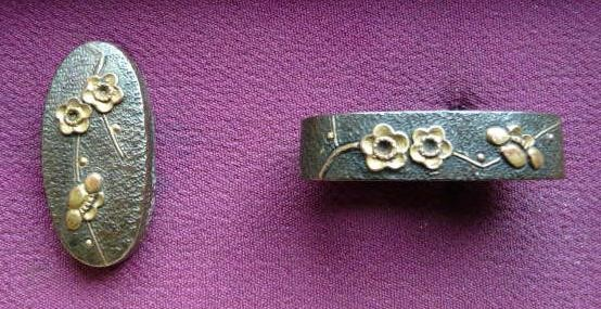 Plum - Copper NIHONTO Fuchígashirá : HOLD