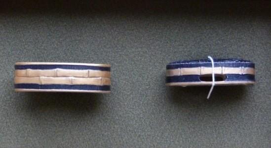 Ajiro / Bamboo - Fuchígáshira - Typ A