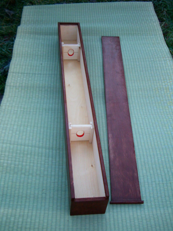 Kiribako box, Sword case : Inside 107,5 cm or 42,32 Inches : SOLD