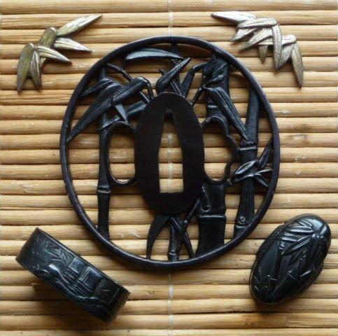 Bamboo 3 - Tosogu, as an example