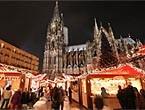 Dom in der Weihnachtszeit