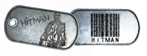 Battlefield 3 Dog Tag Hitman