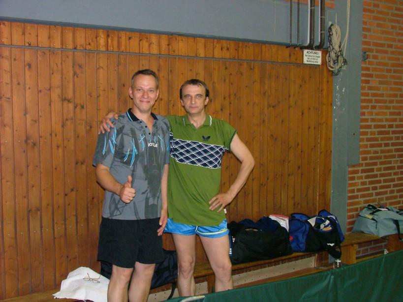 Bernd Krischok und Gregor Mazur