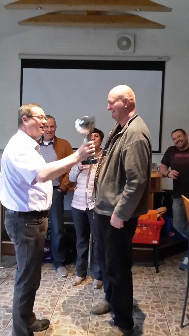 Neuer Vereinsmeister 2015