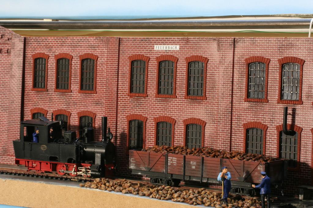 Die Zuckerfabrik Nauen