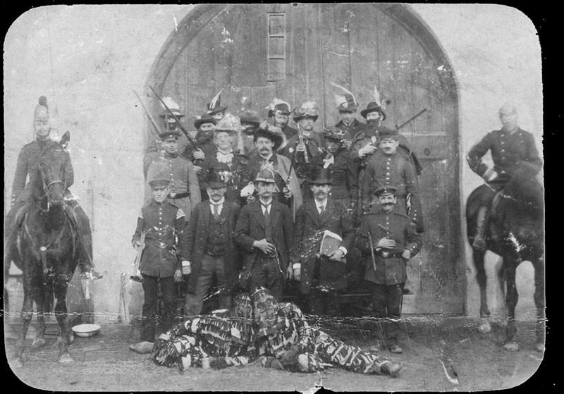 Gründer aus dem Jahre 1904