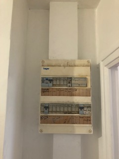 Interrupteur différentiel 30mA appartement Marseille 13007
