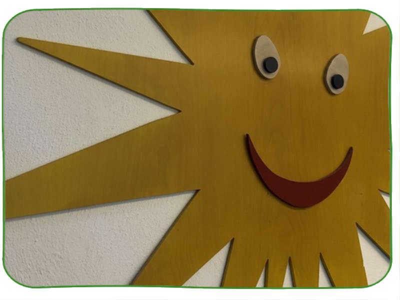 Sonne im Herzen der Ganztagsbetreuung