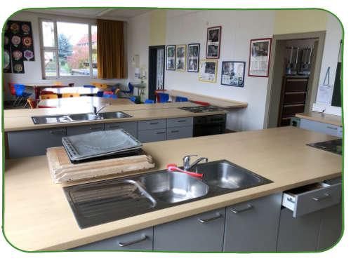Küche der SAL