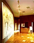 光と緑の美術館