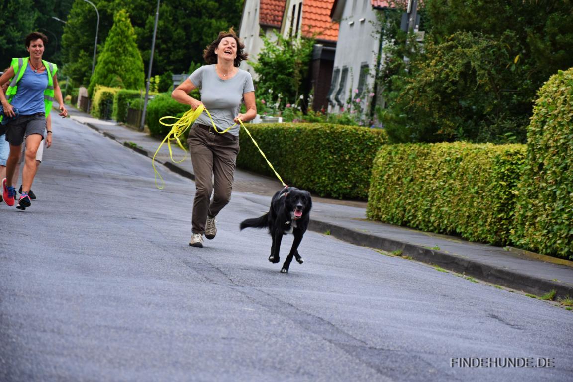 Sabine mit ihrer Fitnesstrainerin