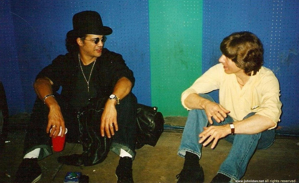 John & Slash; Photo: Unknown