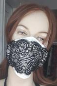 Lingerie de luxe masques barrières