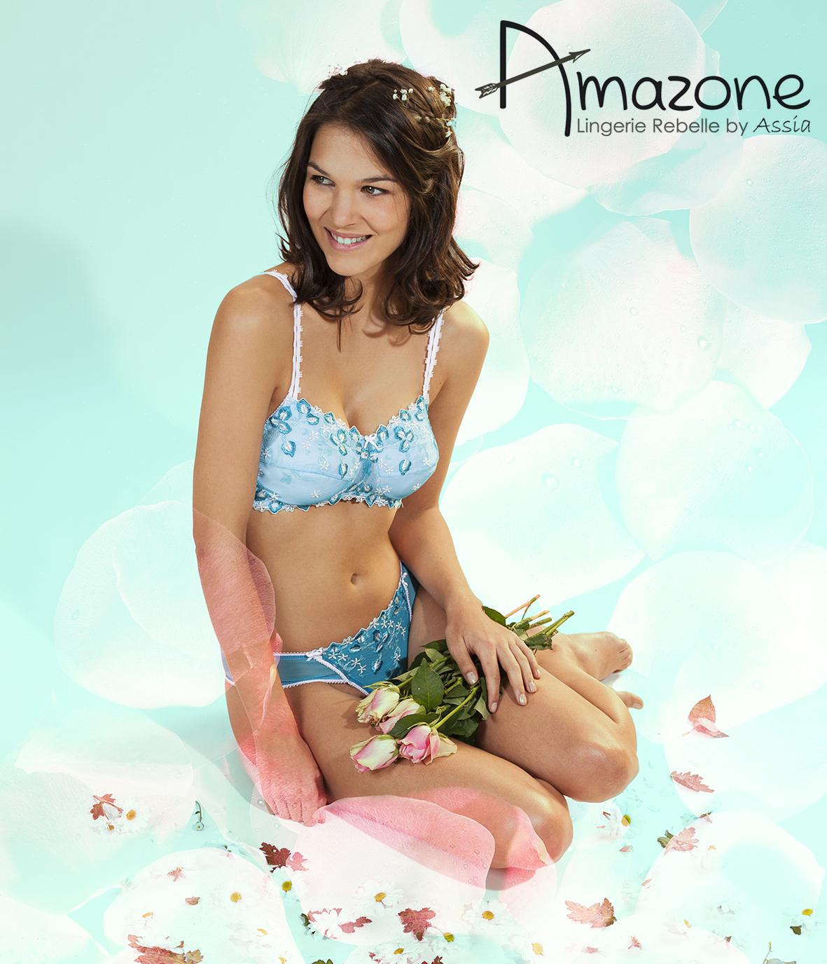 """Lingerie ligne """"Amazone"""" - sexy"""