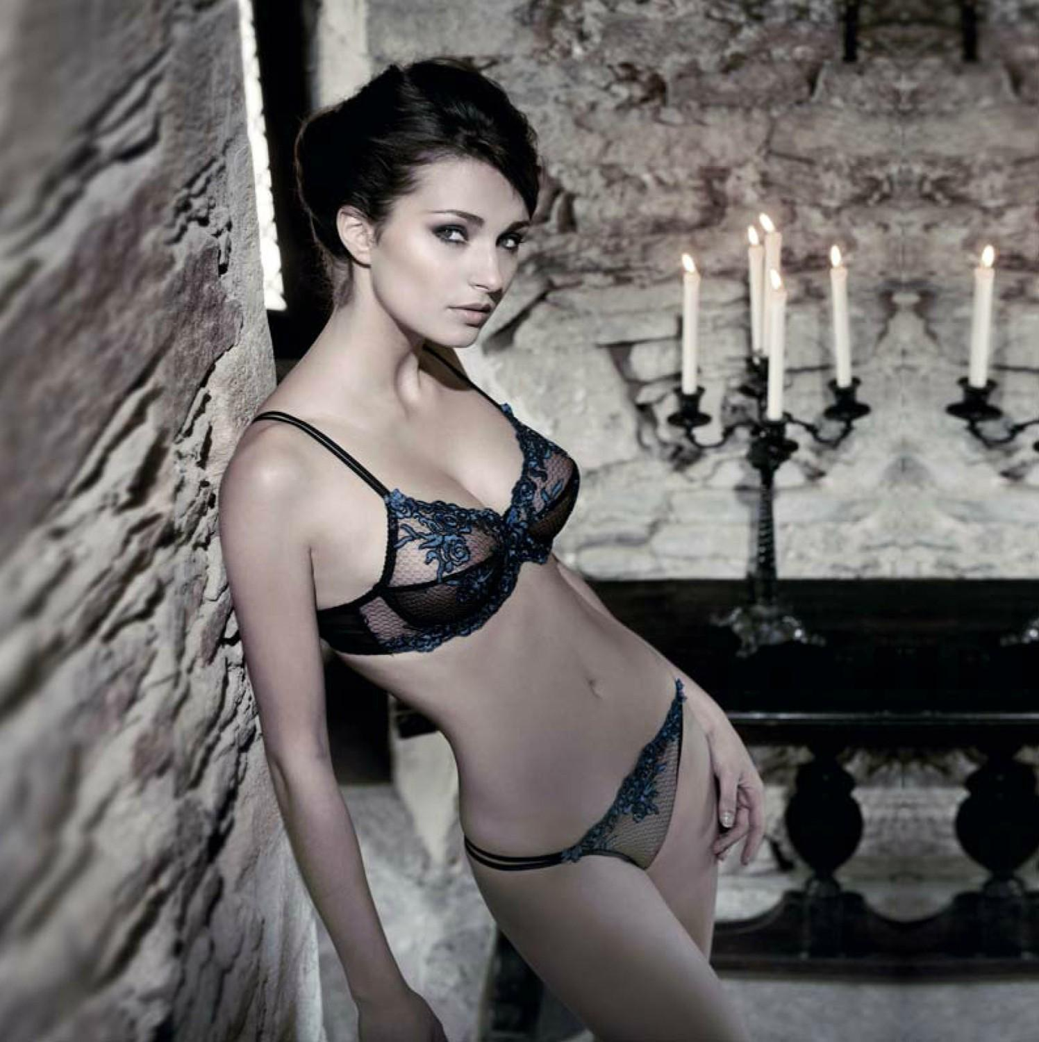 "Lingerie ligne ""Abysse"" - sexy"