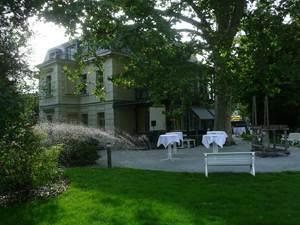 Die große Fläche (Sächsische Wegedecke grau) wird vom Museum rege genutzt.