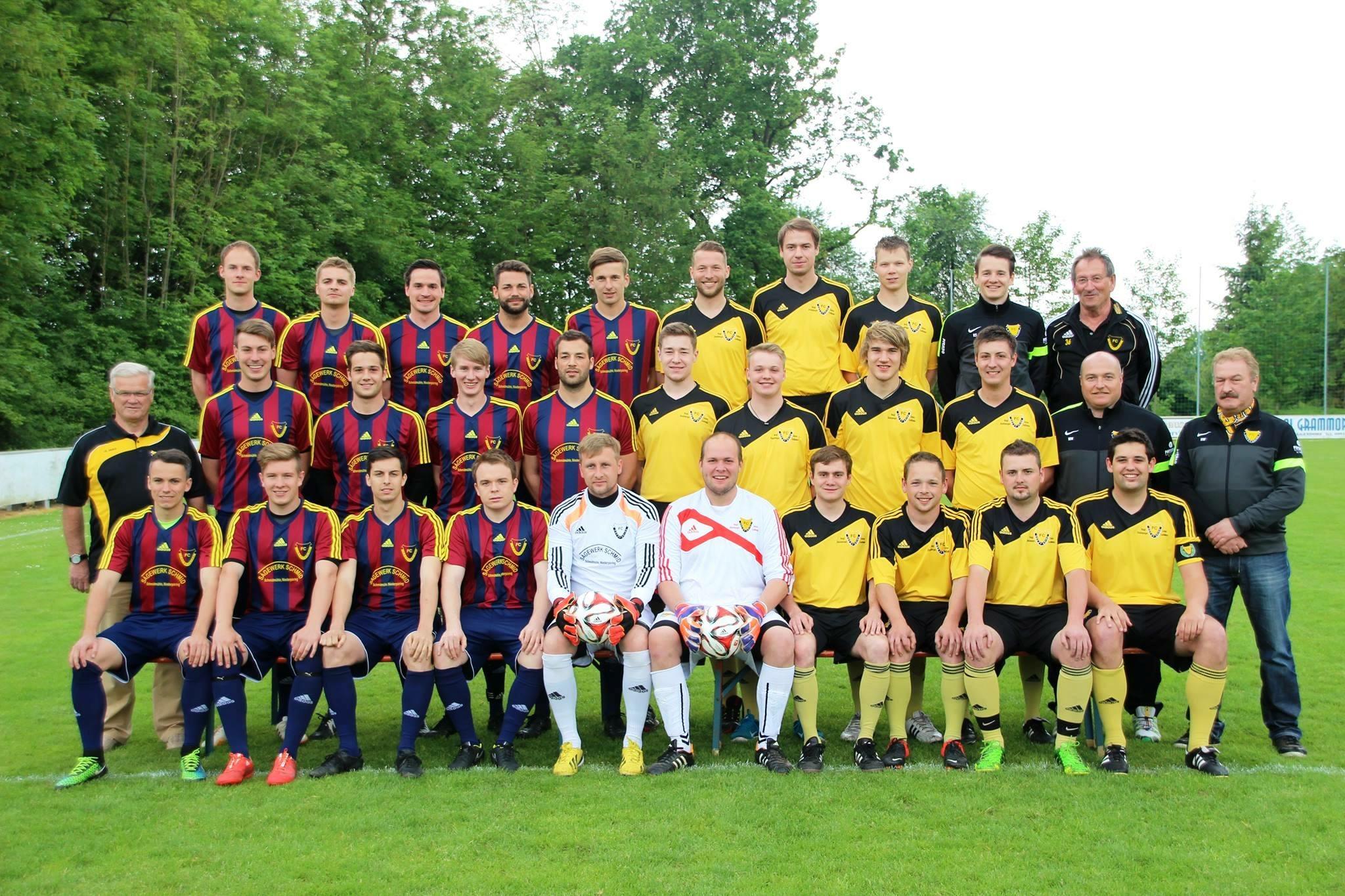 Mannschaften 2015