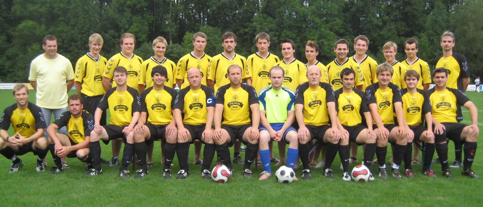 Mannschaften 2009