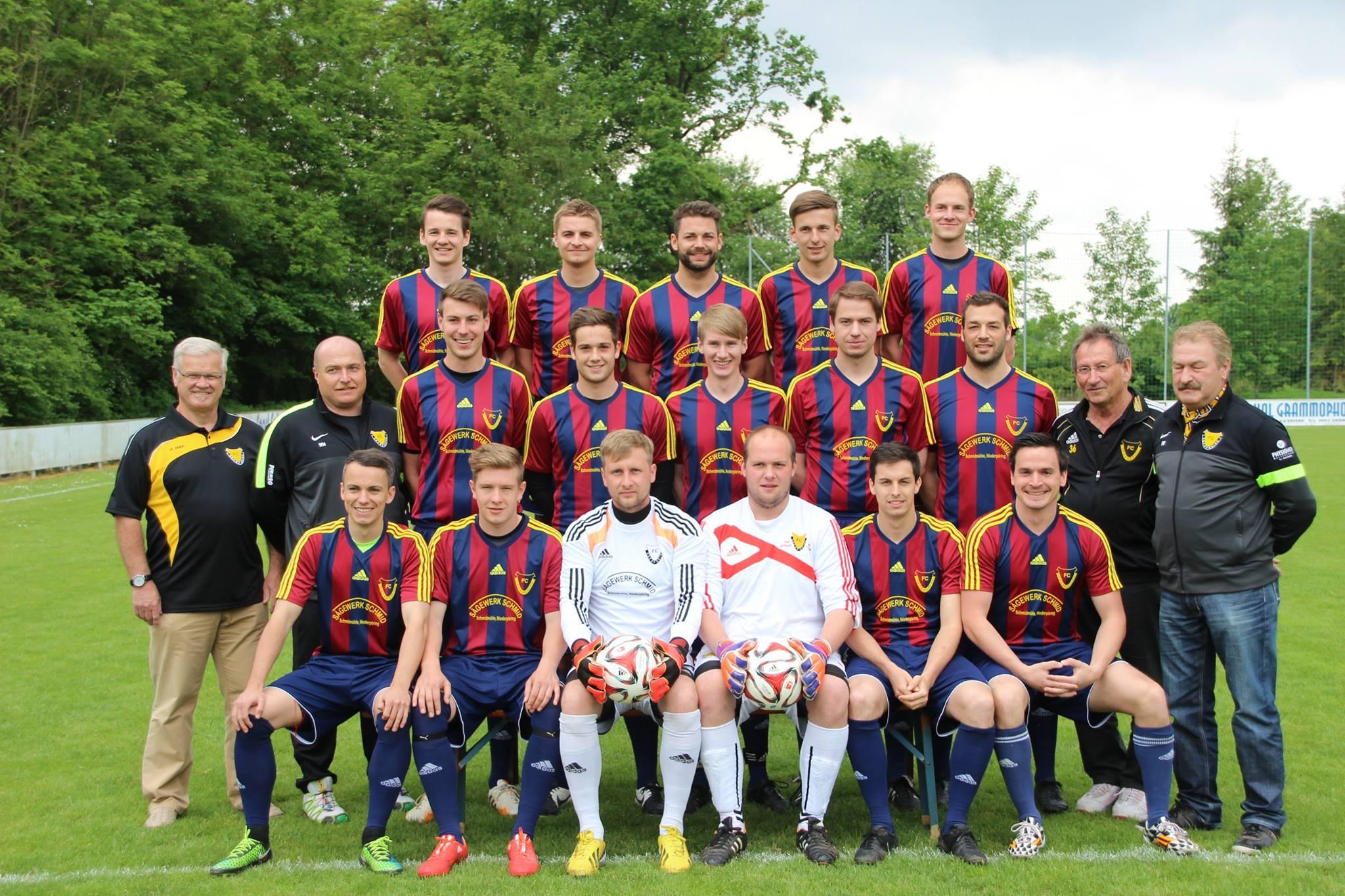 1. Mannschaft 2014