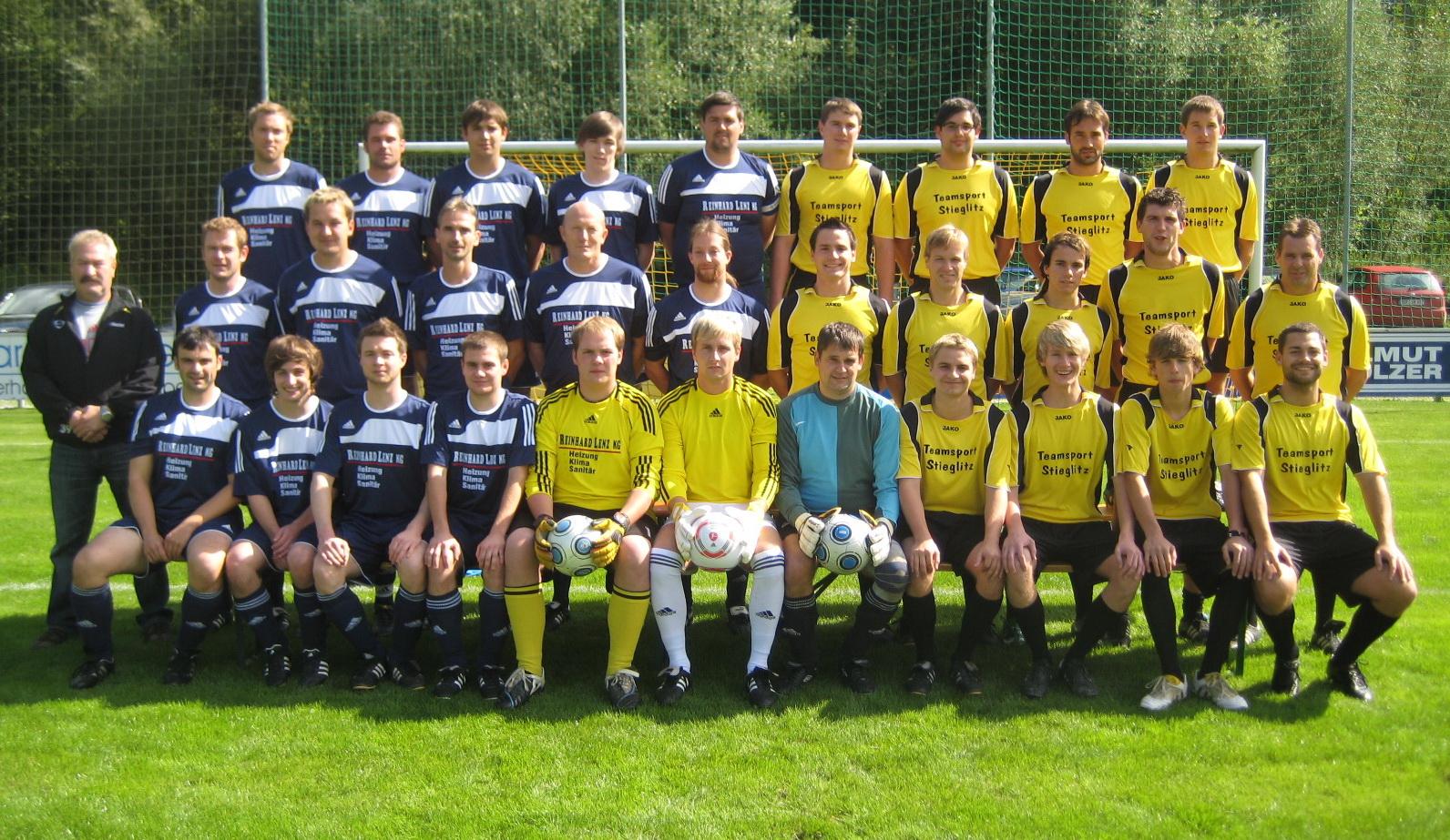 Mannschaften 2010