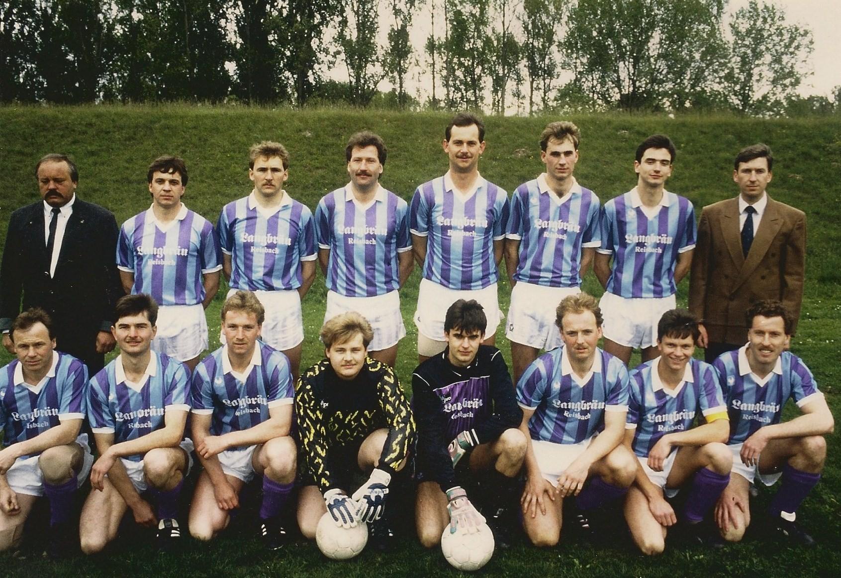 1. Mannschaft 1992