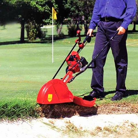 Golfbunkerschneider Mitsubishi