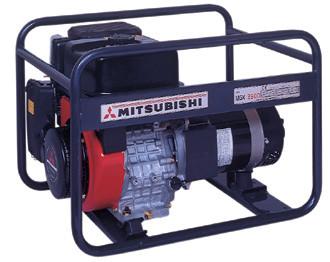 Stromgenerator Mitsubishi MGK 3500