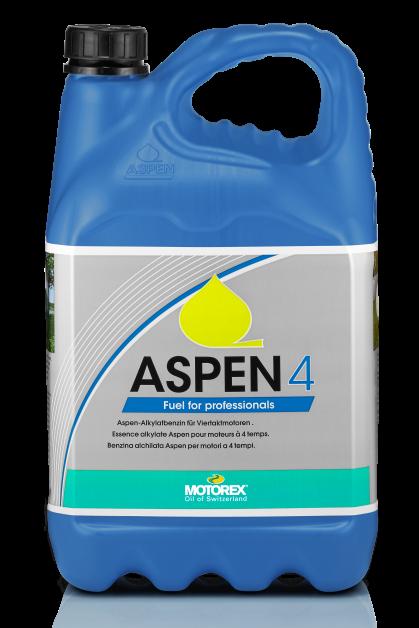 Gerätebenzin Aspen 4-Takt