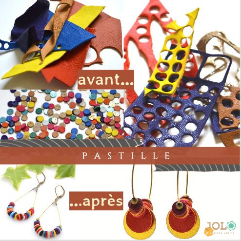 Collection PASTILLE