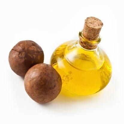 Nueces y Aceite de Macadamia