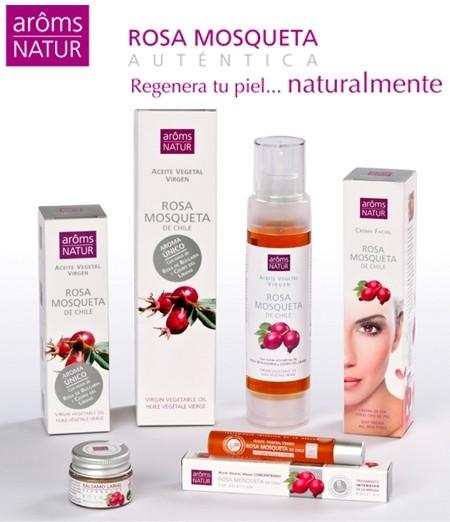 Gama Aroms Natur. Rosa Mosqueta