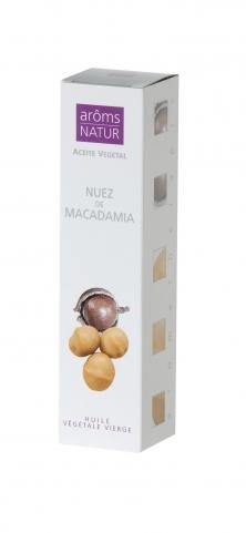 Aceite de Macadamia. Aroms Natur