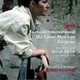 Concert de Maye Azcuy au Festival International du Court-Métrage d'Avignon