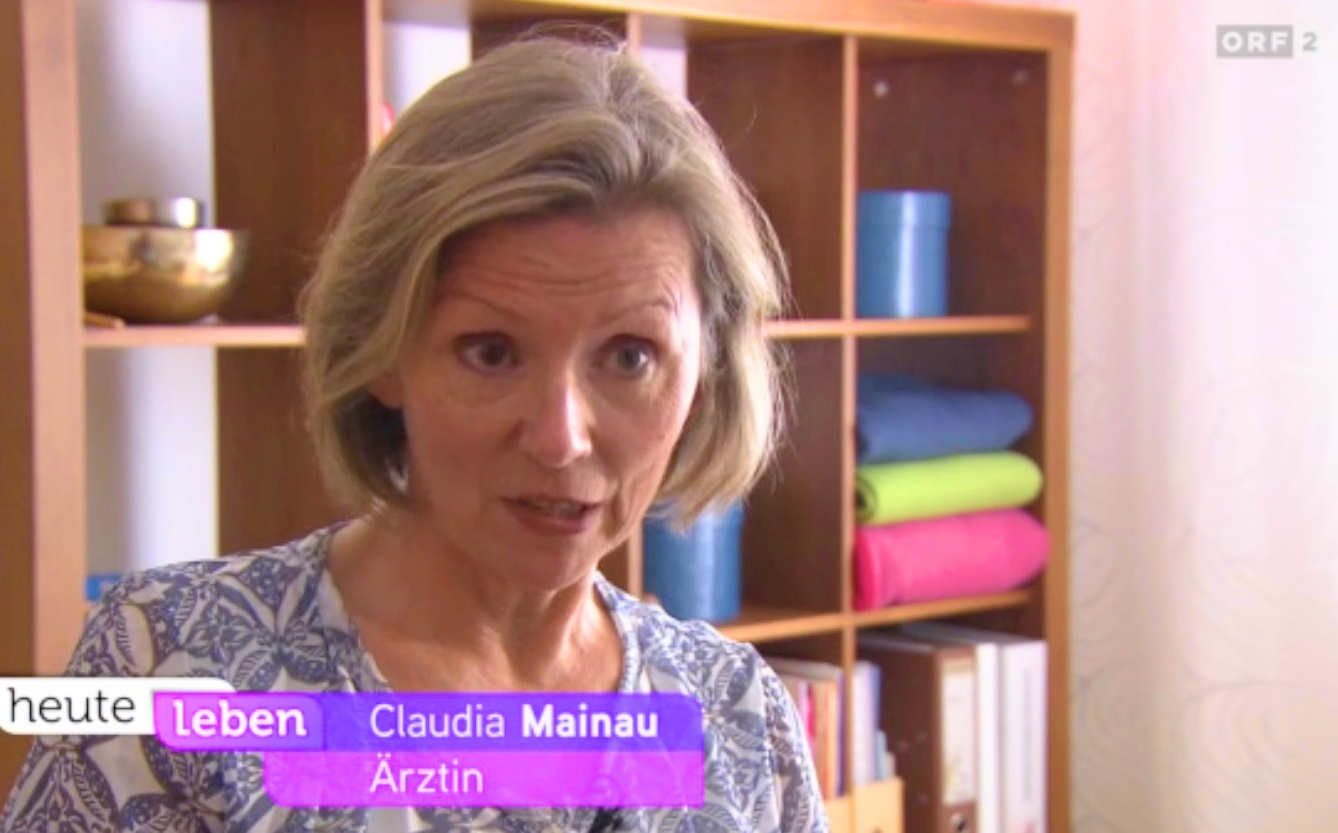 Dr. Claudia Mainau im TV