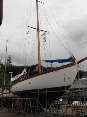 """La """"Jan Gab"""", la prima barca oceanografica al mondo dotata di propulsione ibrida dovuta a motori diesel e motori elettrici"""