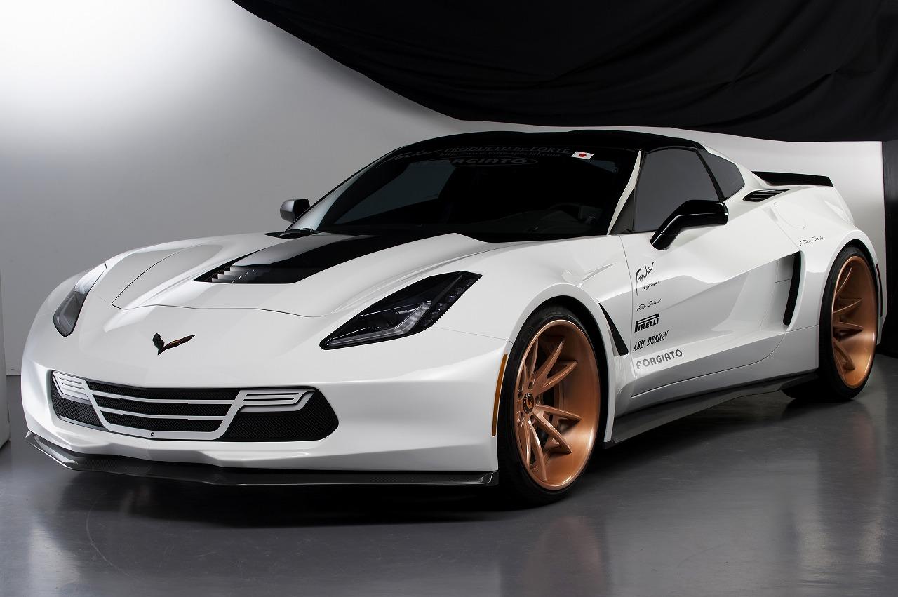 C7 Corvette Wide Body Kit オートファッションフォルテ