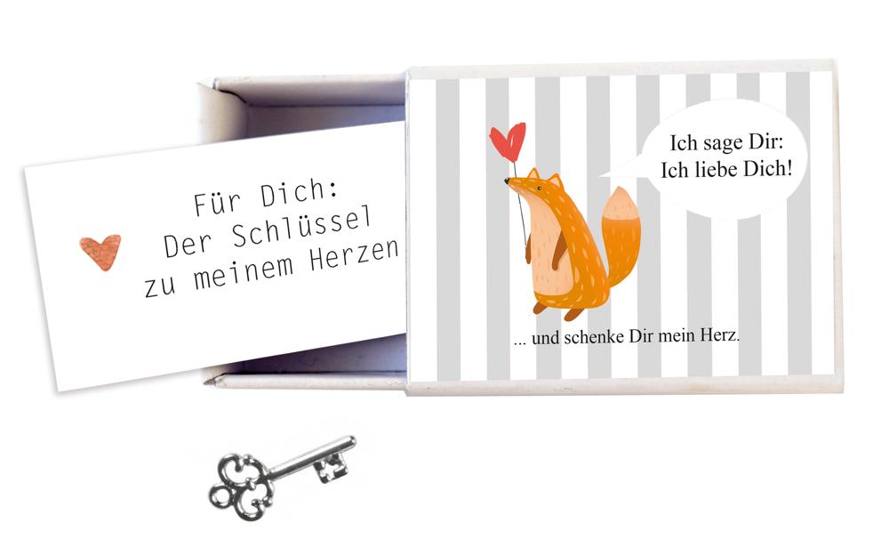 Liebesbeweis Schachtel 3,70 EUR