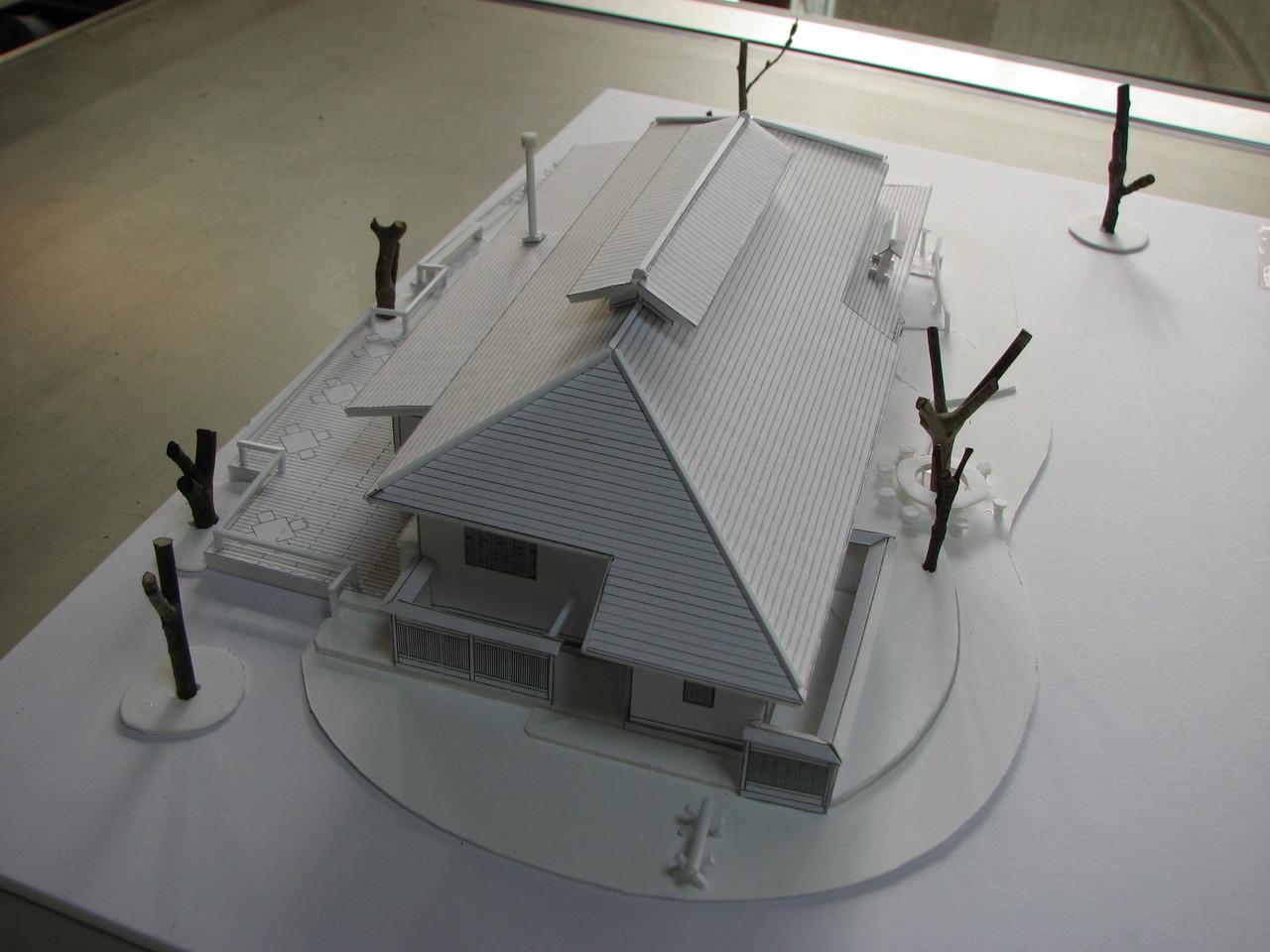 建築模型  アトリエ―K