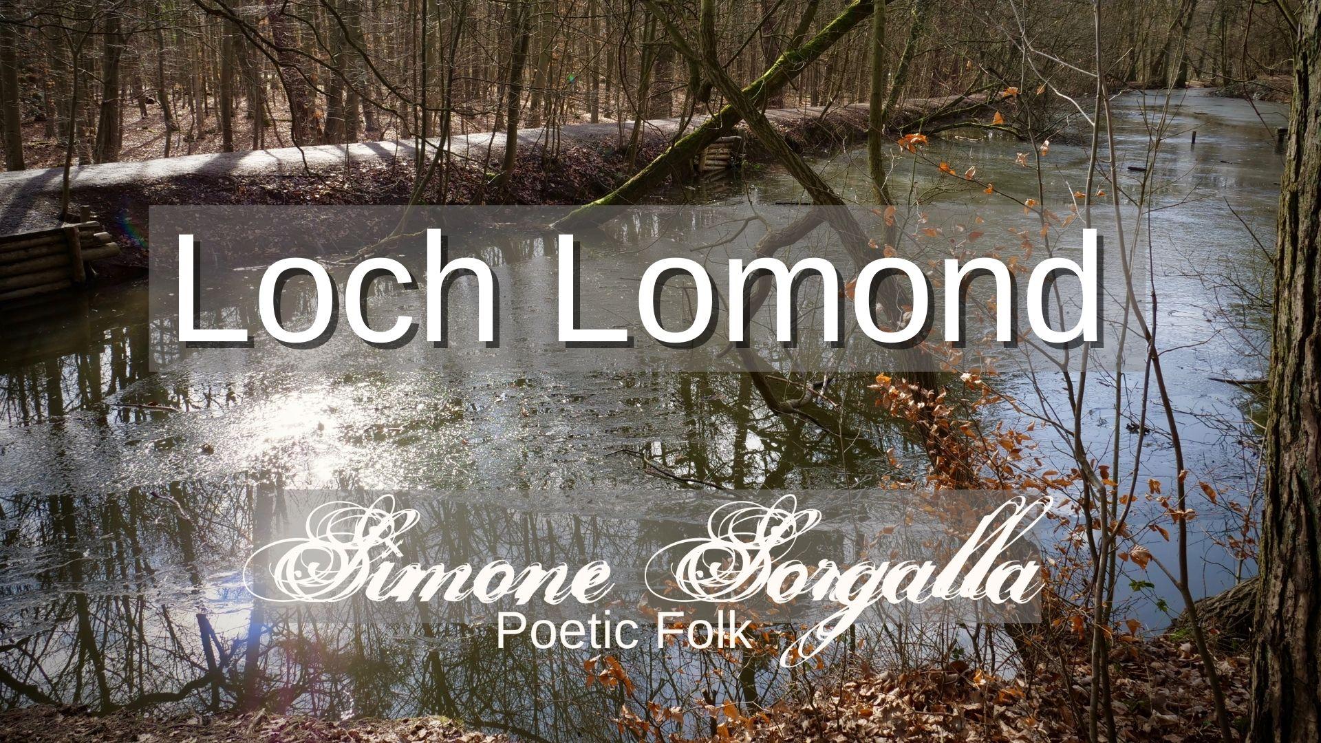 Loch Lomond im Brücker Wildpark