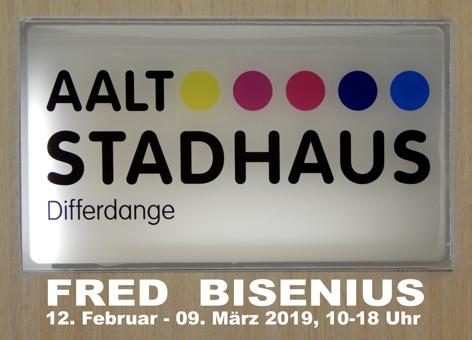 Fotoausstellung FRED BISENIUS in Differdingen, Aalt Stadhaus