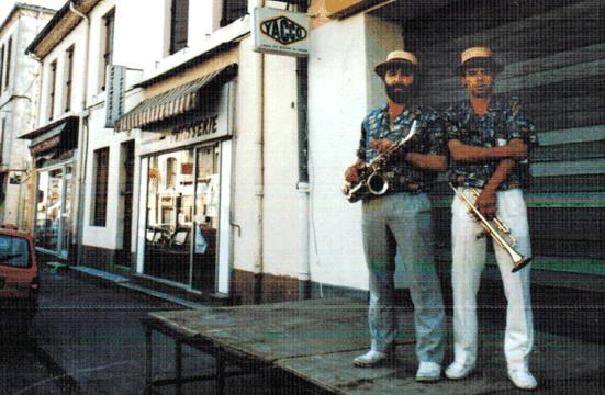 Nîmes, 1989